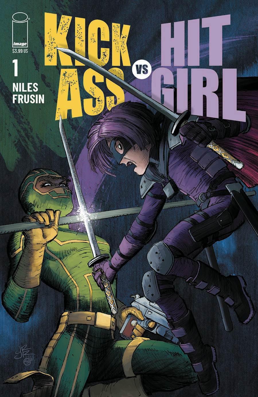 Kick-Ass vs Hit-Girl #1 (2020)
