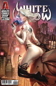 White Widow #5 (2020)