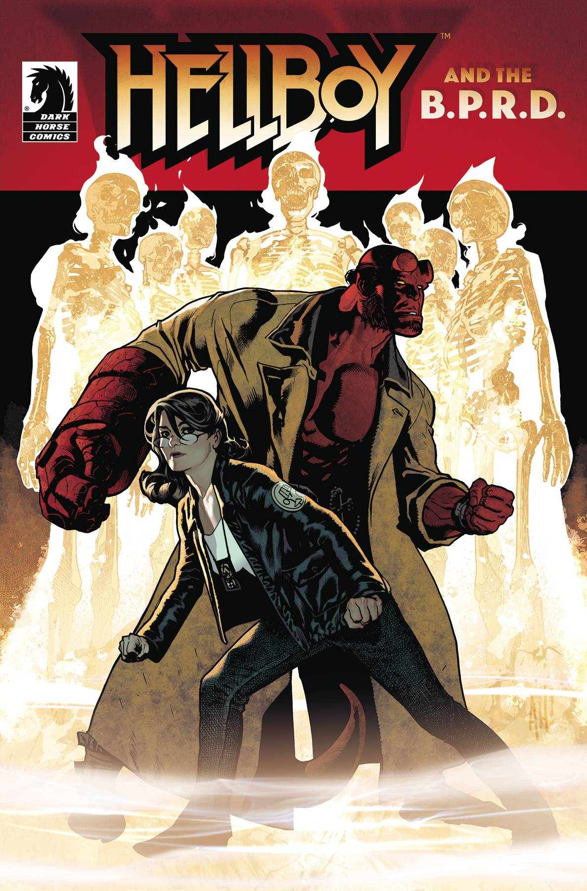 Hellboy and the BPRD: The Seven Wives Club #1 (2020)