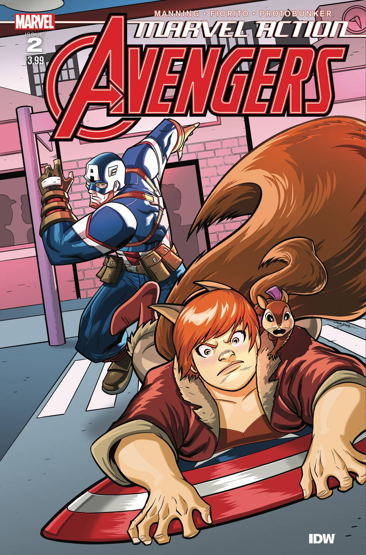 Marvel Action: Avengers #2 (2020)