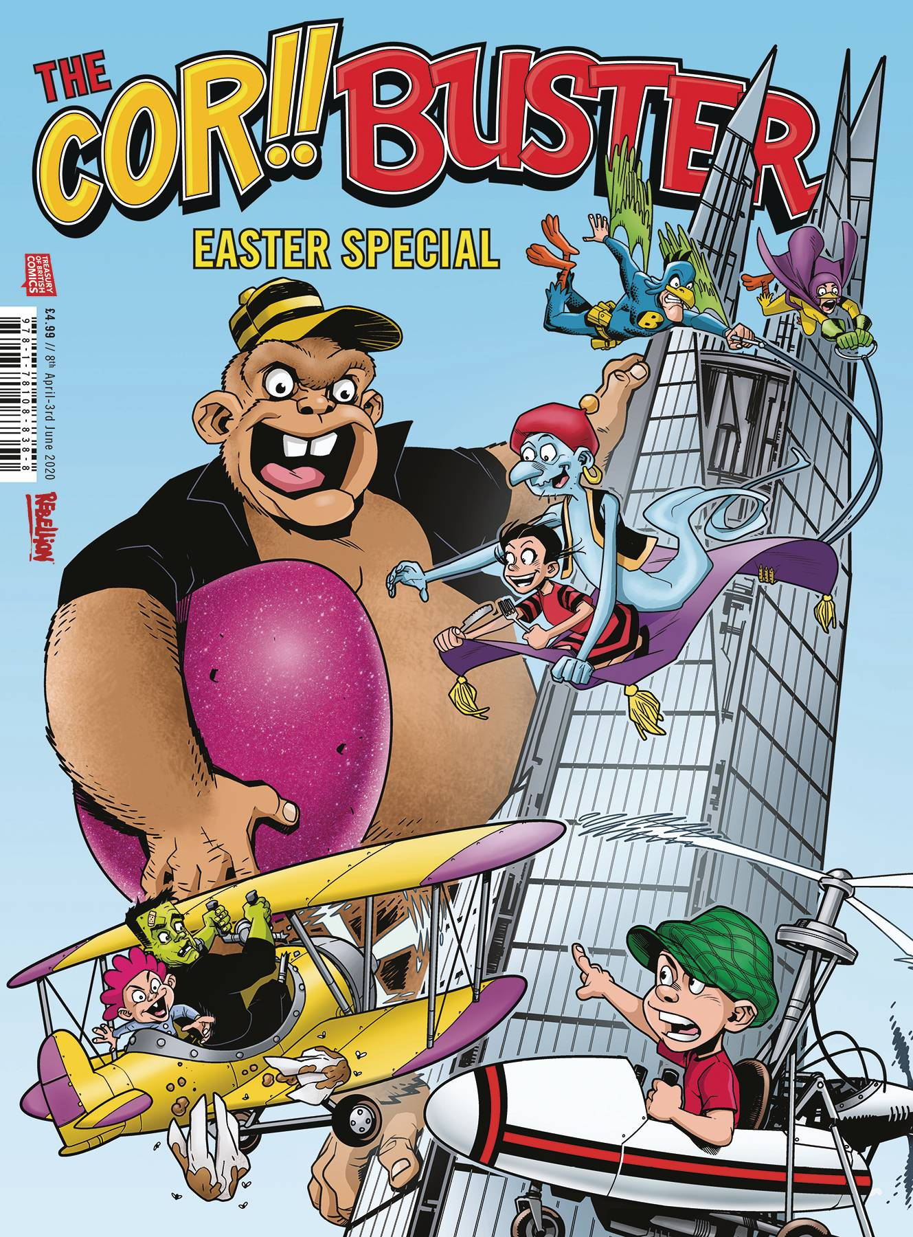 Cor!! Buster Easter Special 2020 #1 (2020)