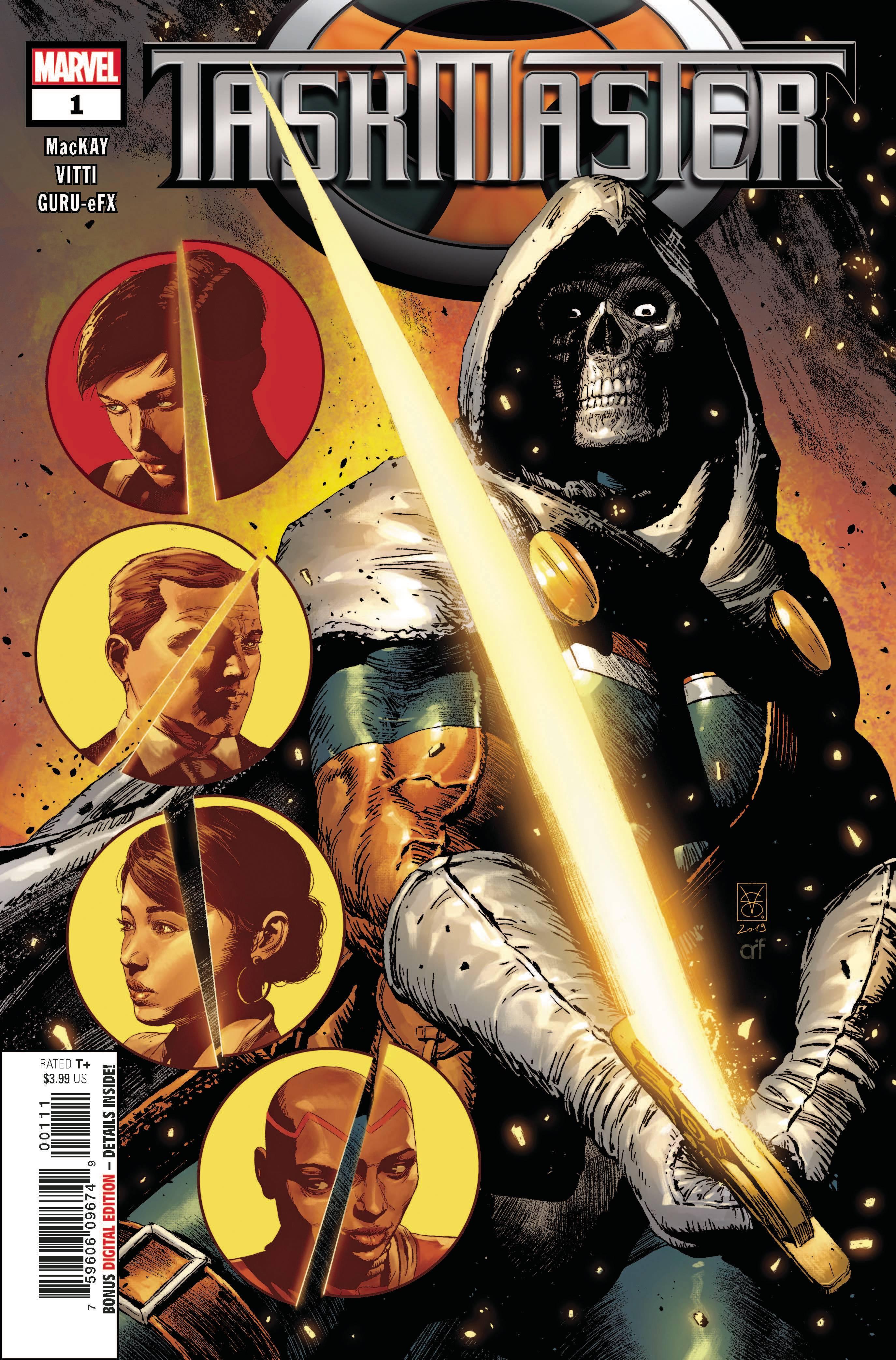 Taskmaster #1 (2020)