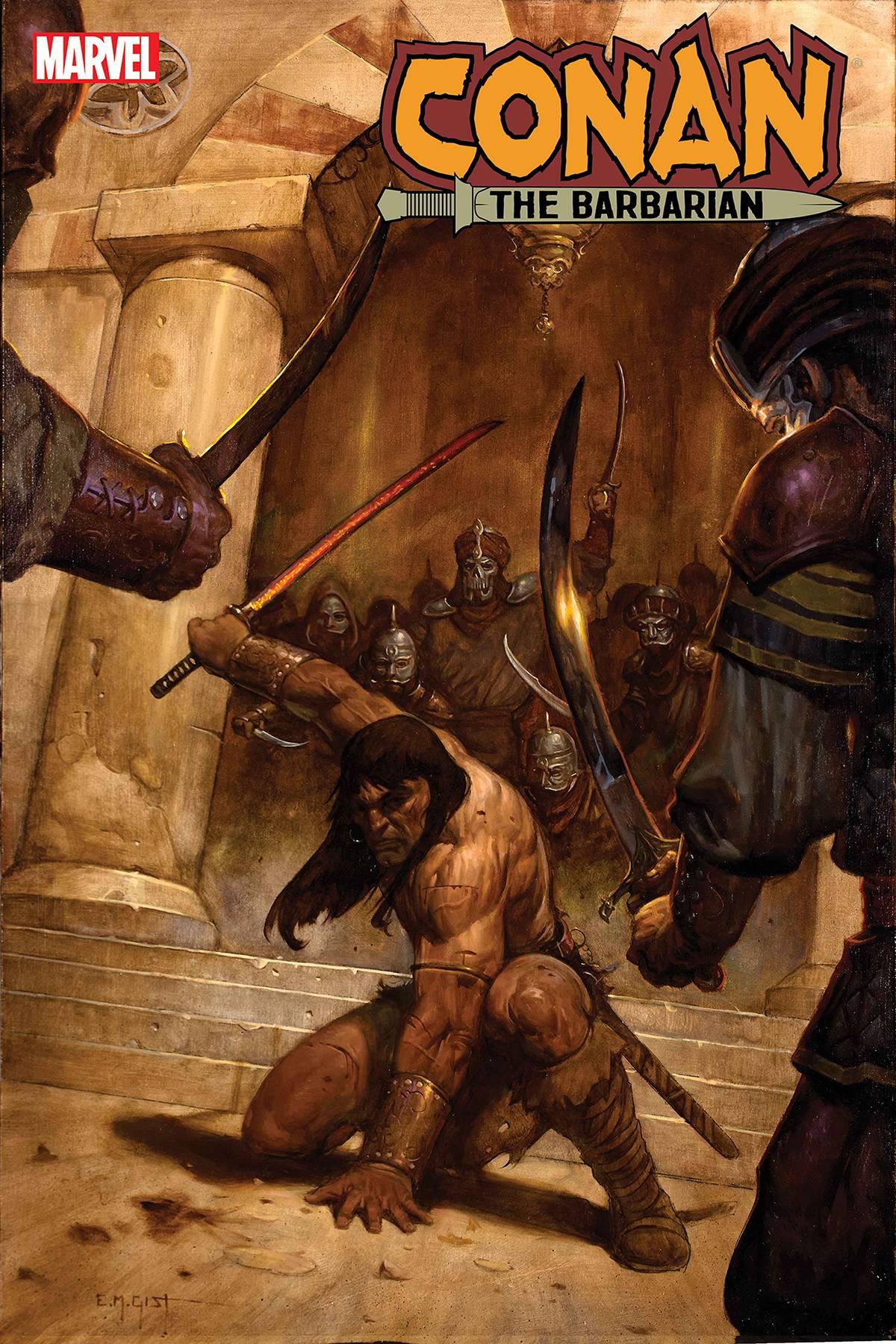 Conan The Barbarian #16 (2020)