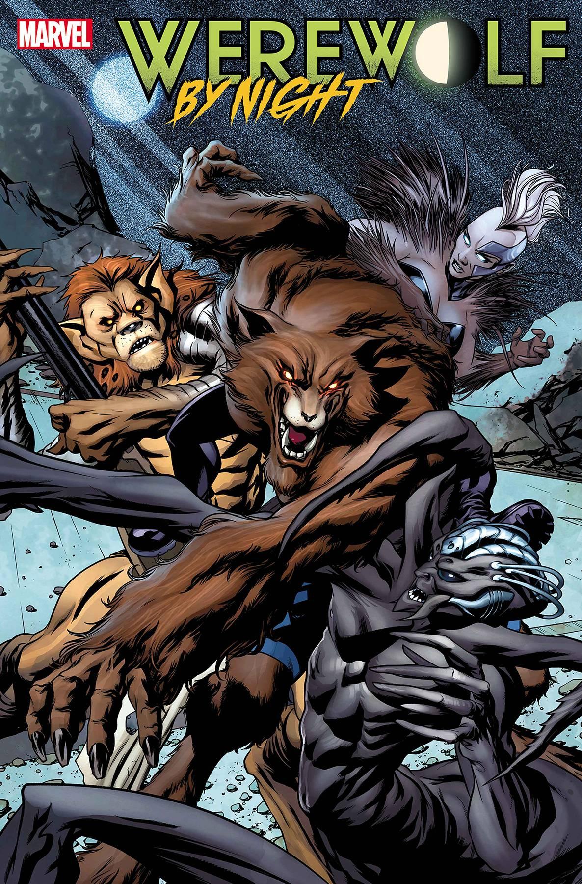 Werewolf By Night #2 (2020)
