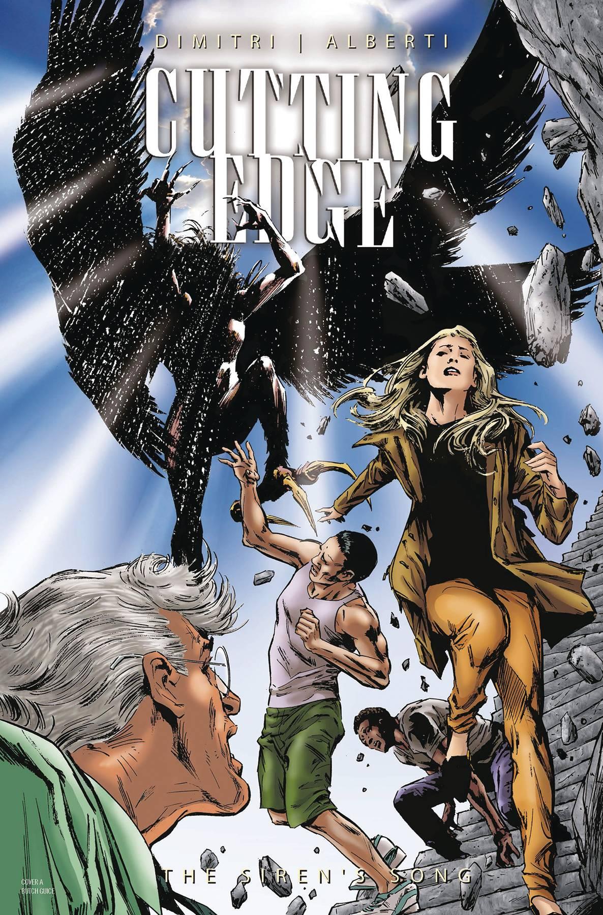 Cutting Edge: The Siren's Song #1 (2020)