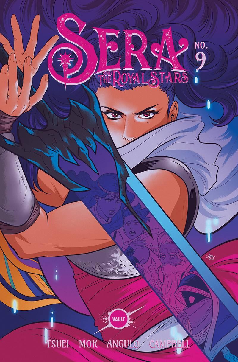 Sera & the Royal Stars #9 (2020)