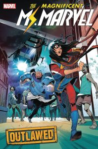 The Magnificent Ms. Marvel #16 (2020)