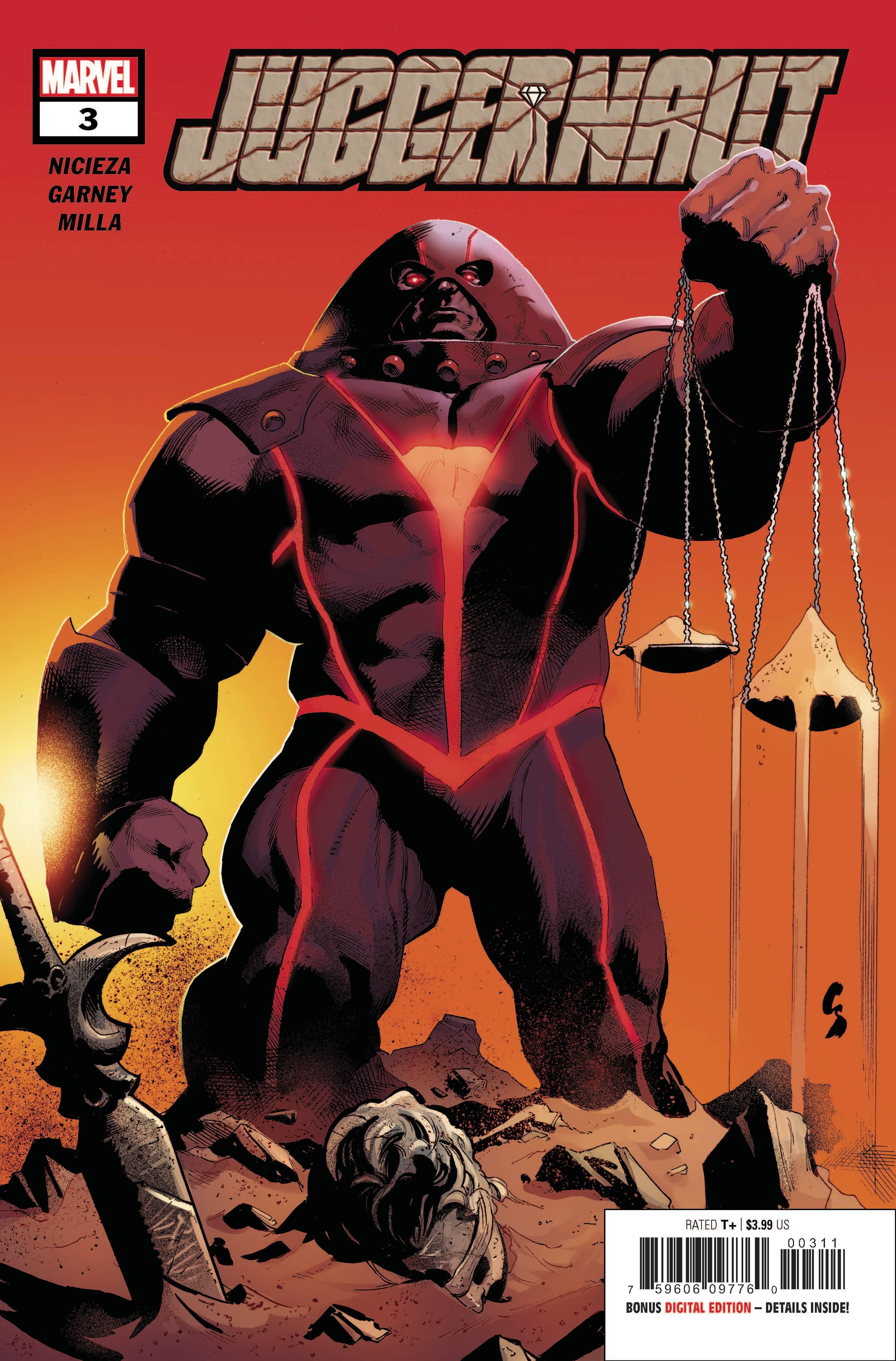 Juggernaut #3 (2020)
