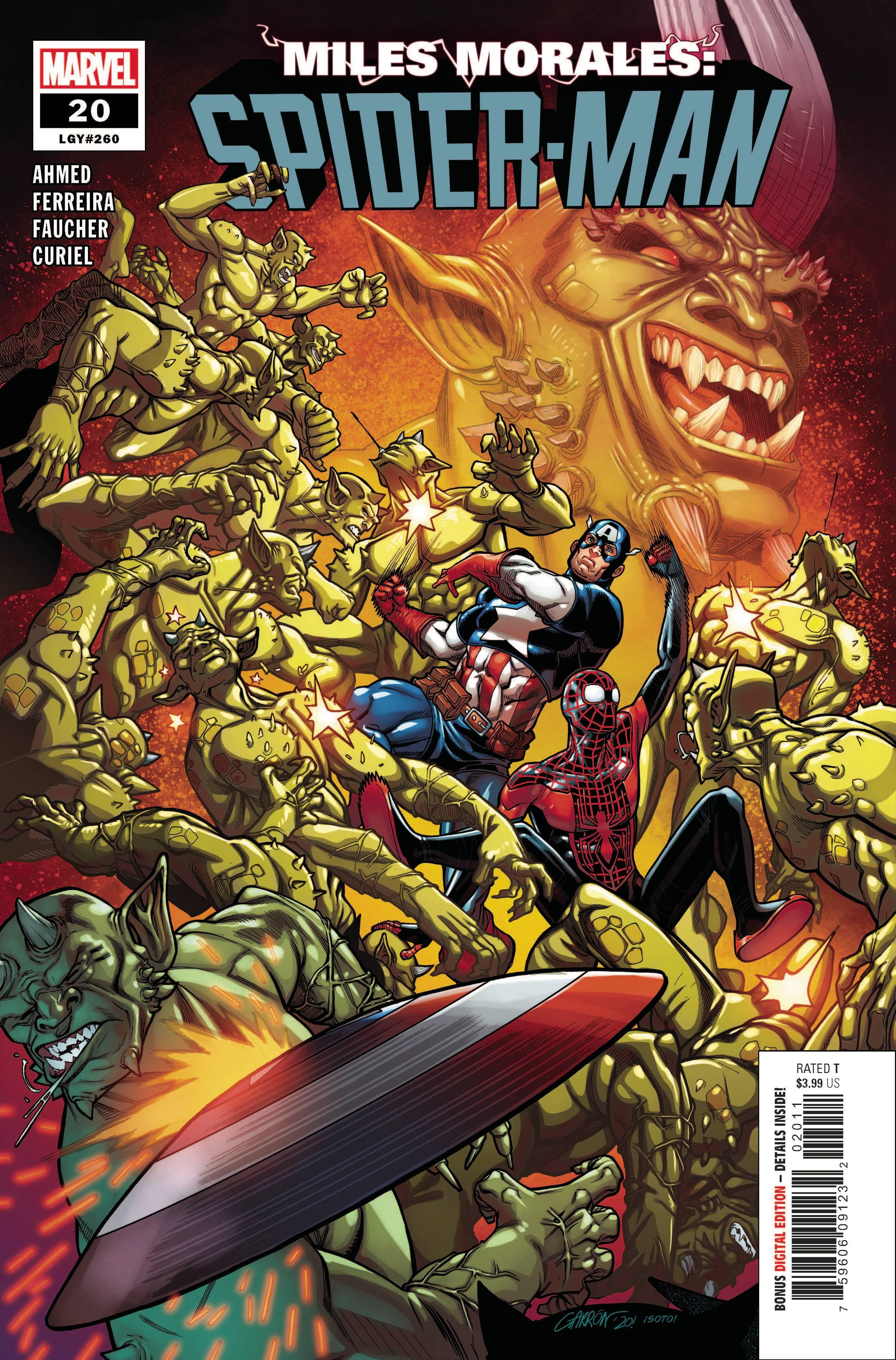 Miles Morales: Spider-Man #20 (2020)