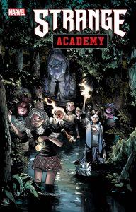 Strange Academy #5 (2020)