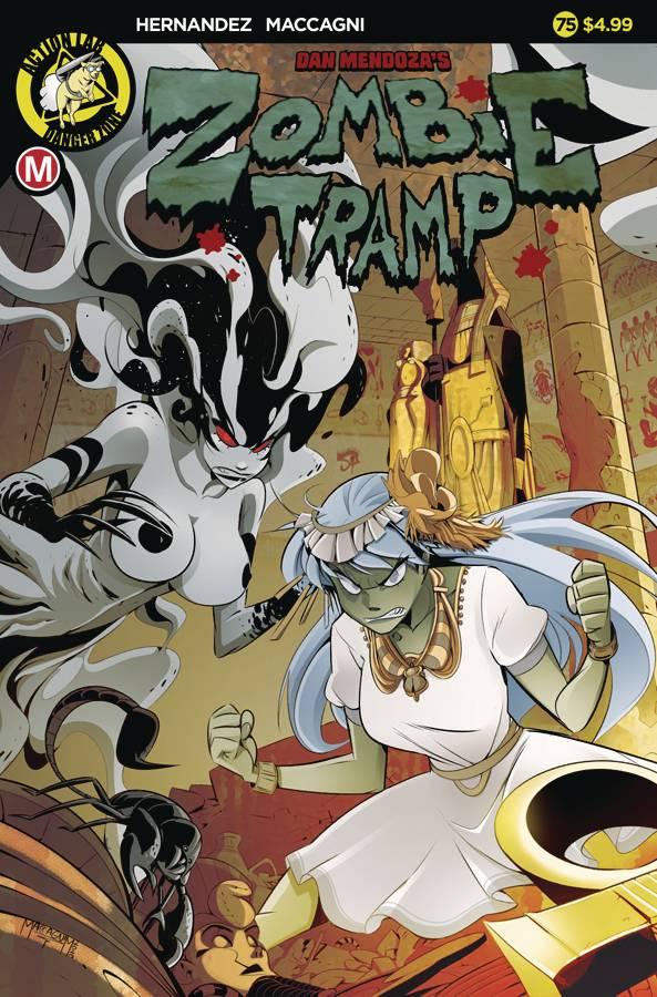 Zombie Tramp #75 (2020)