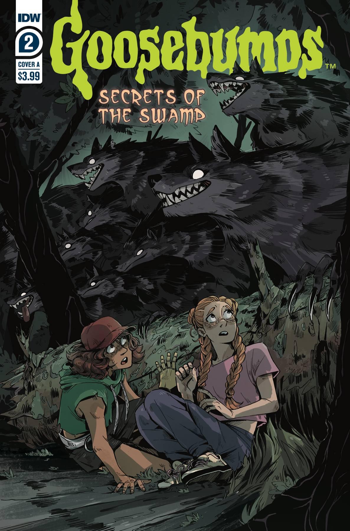 Goosebumps: Secret Of The Swamp #2 (2020)
