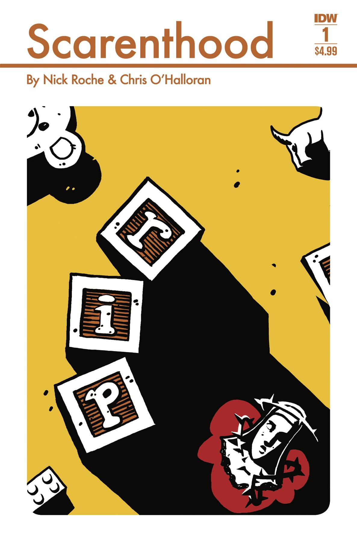 Scarenthood #1 (2020)