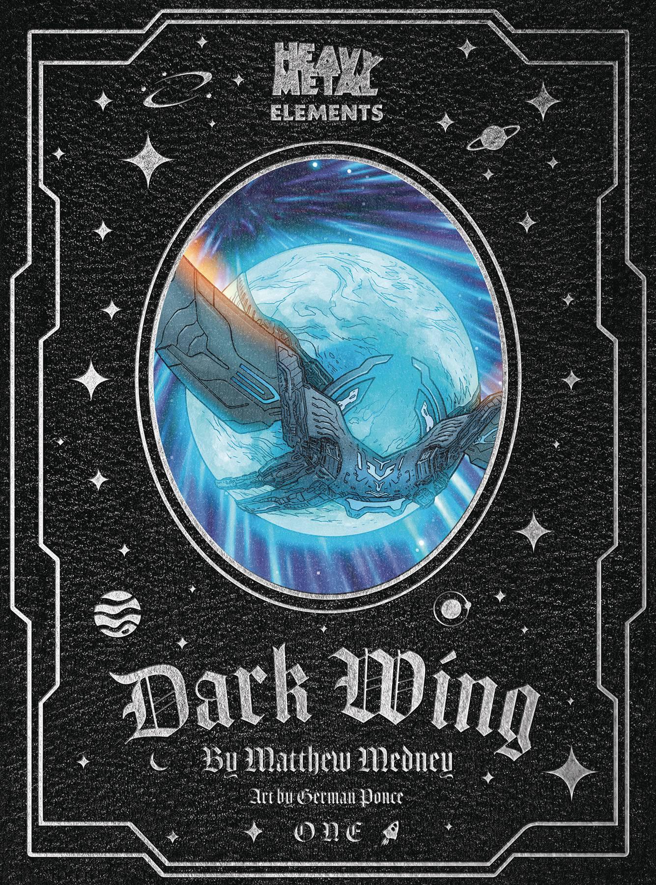 Dark Wing #1 (2020)