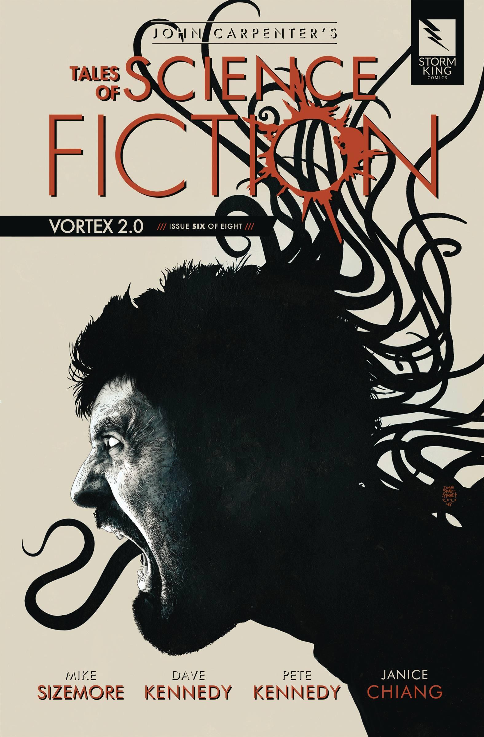 John Carpenter's Tales Science Fiction: Vortex 2 #6