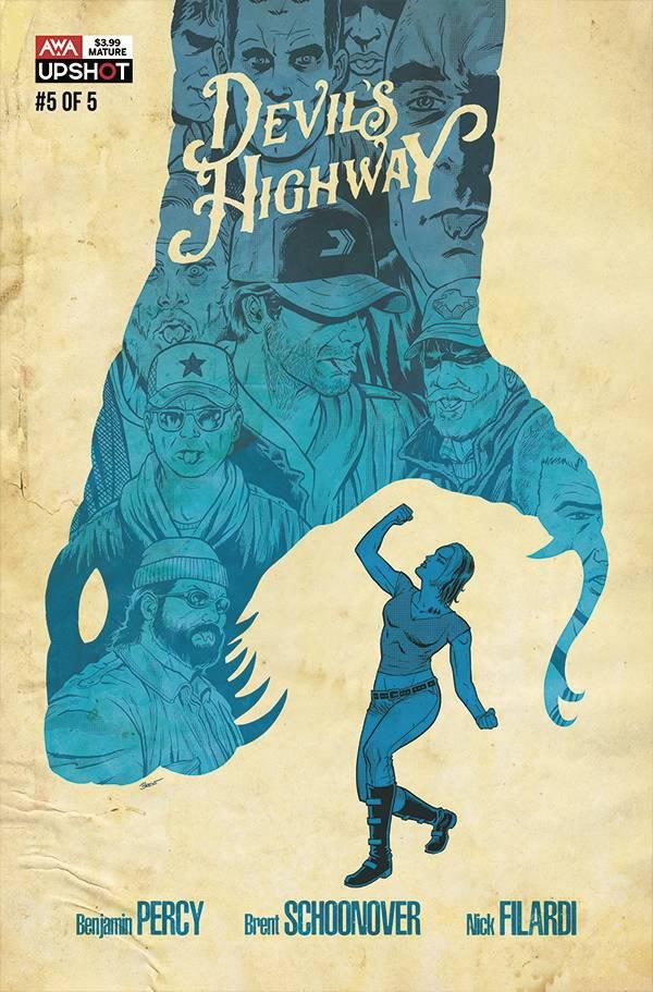 Devils Highway #5