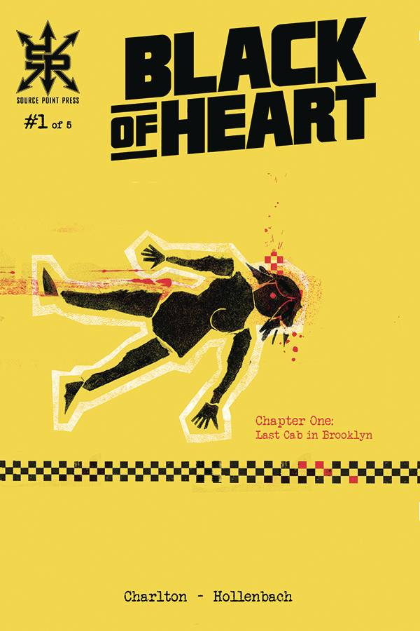 Black Of Heart #1 (2020)