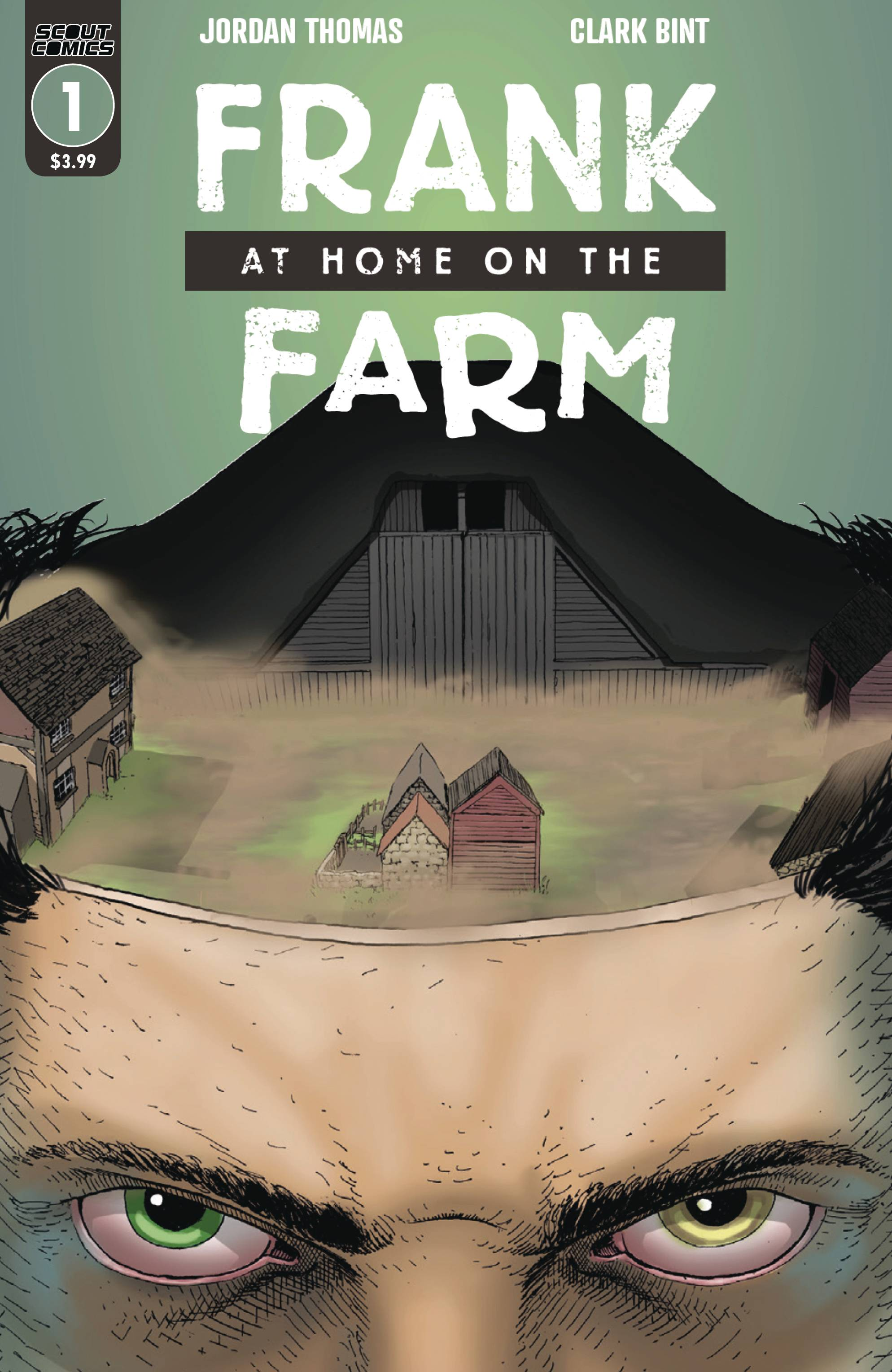 Frank At Home On The Farm #1 (2020)