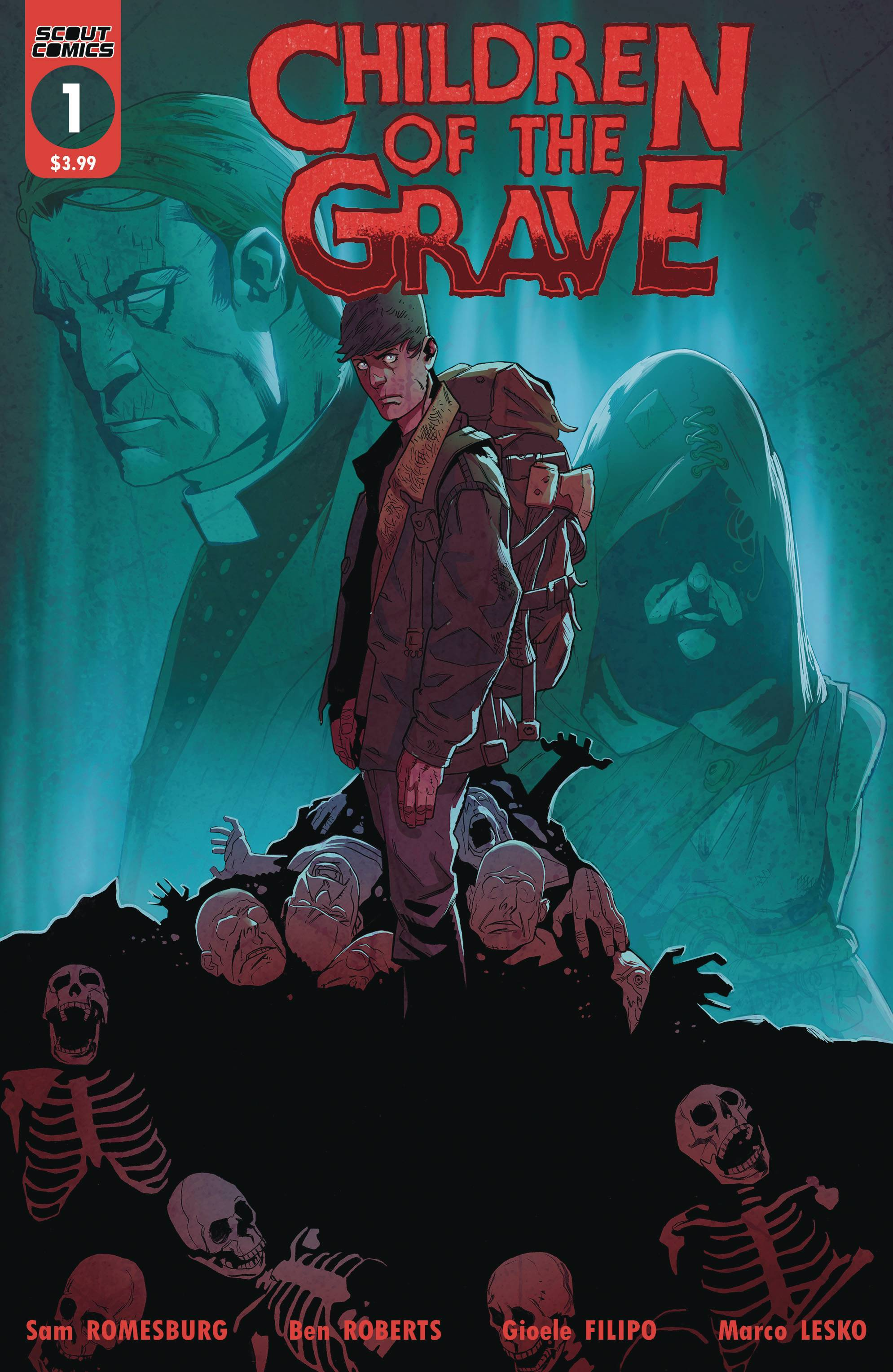 Children Of The Grave #1 (2020)