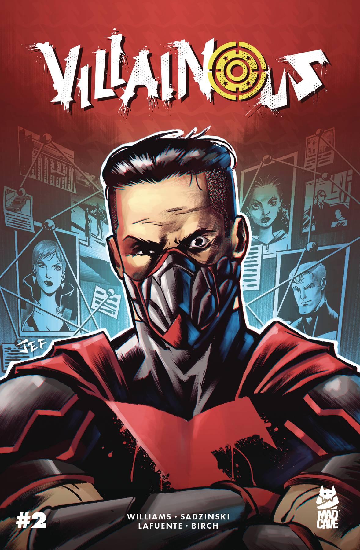 Villainous #2 (2020)