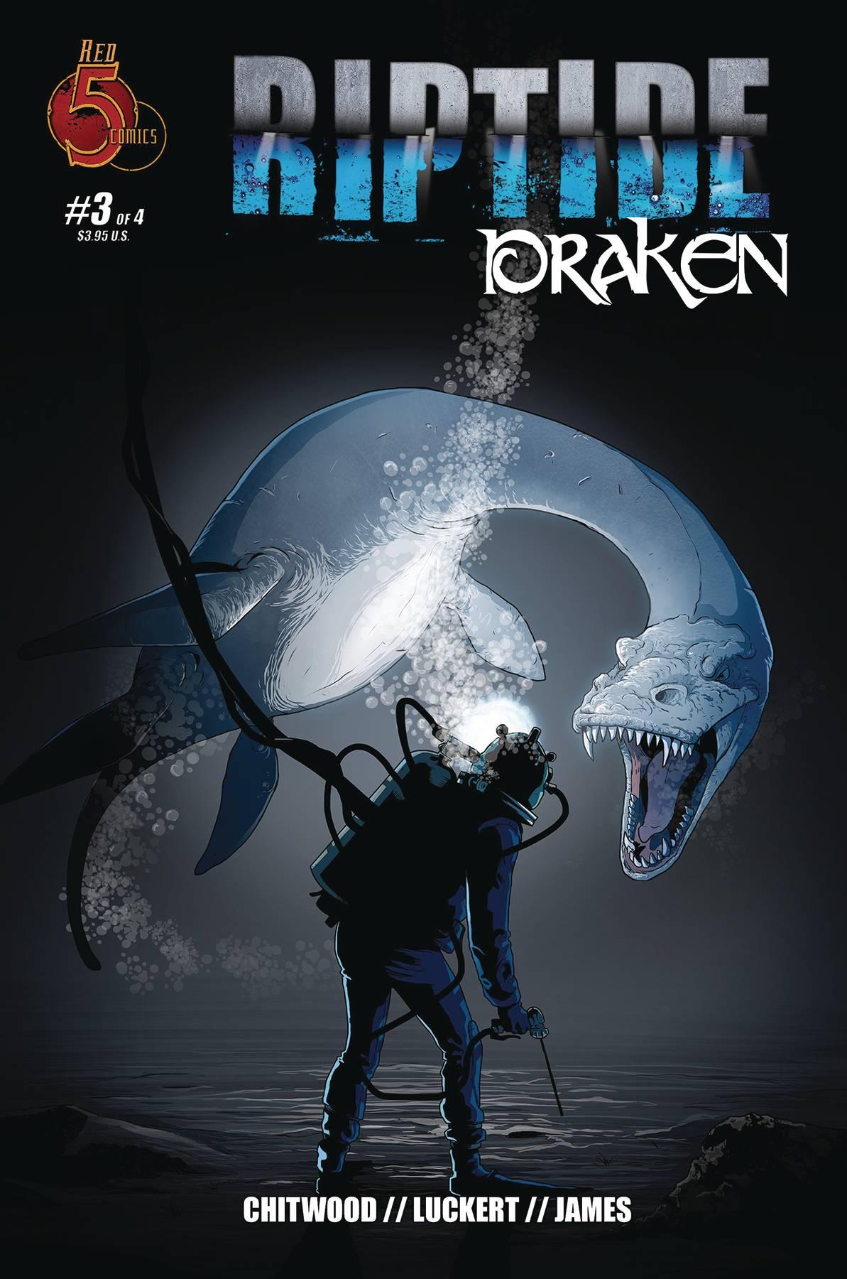 Riptide: Draken #3