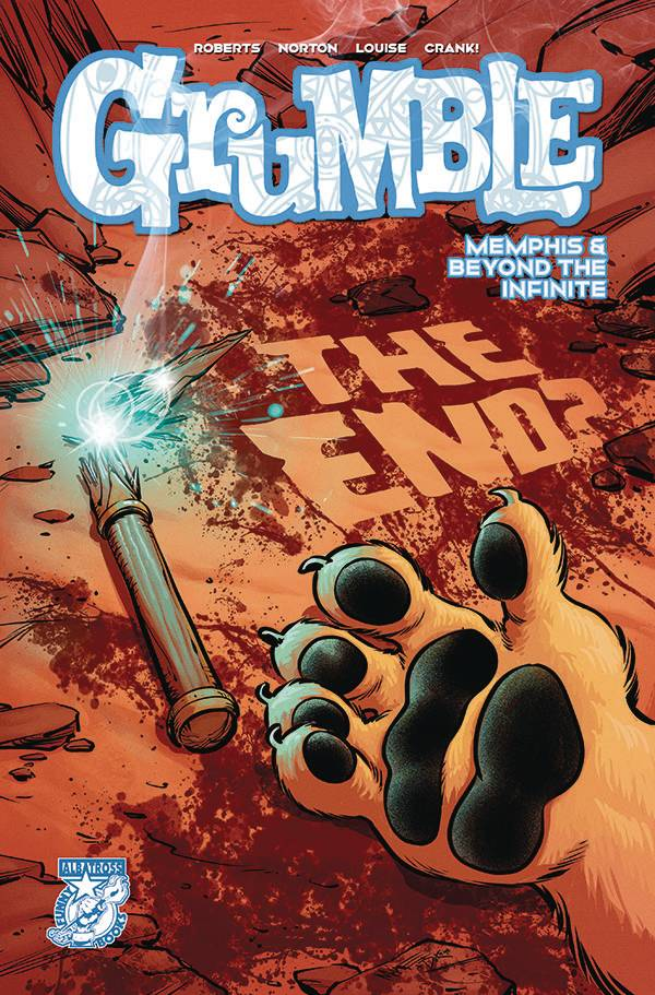 Grumble Memphis & Beyond The Infinite #5 (2020)