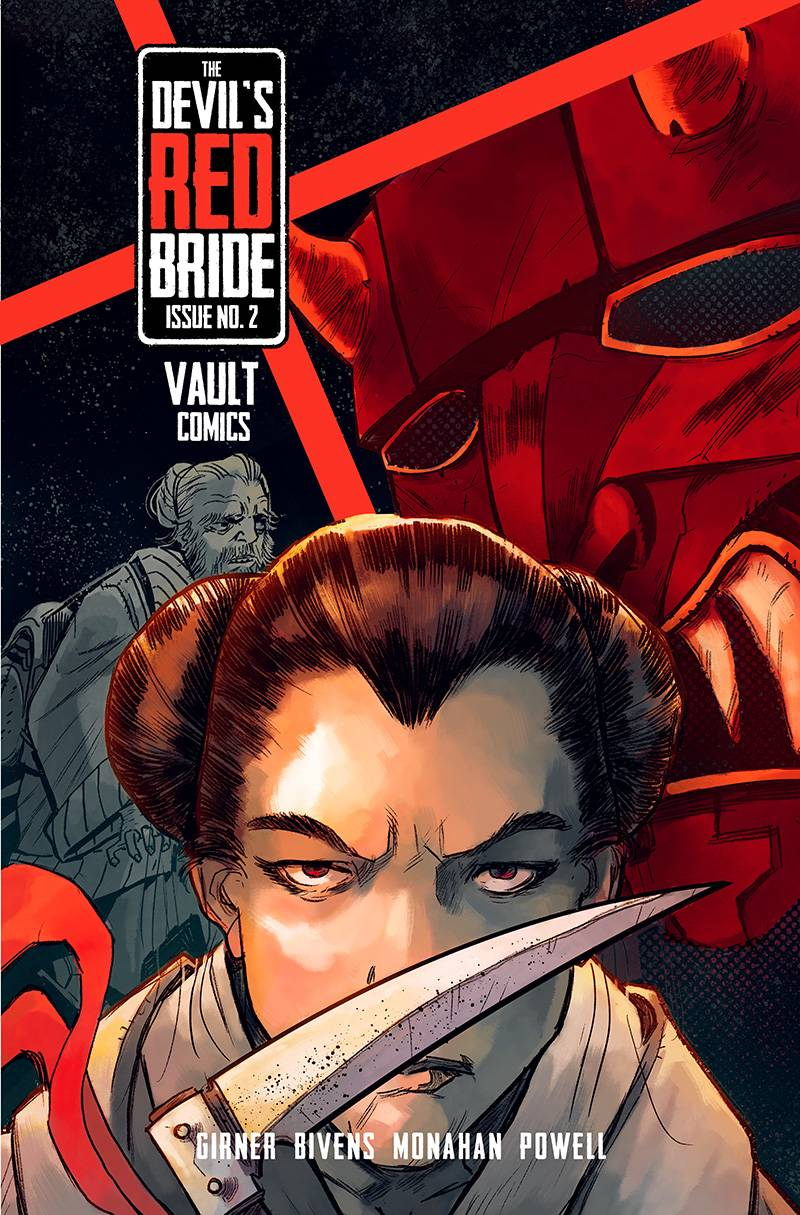 The Devil's Red Bride #2 (2020)