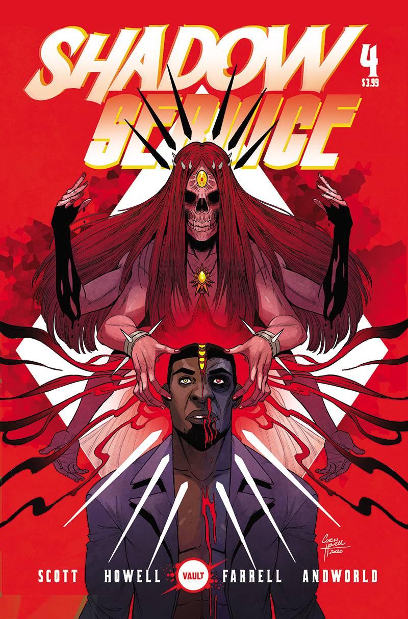 Shadow Service #4 (2020)