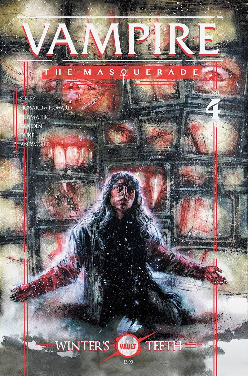 Vampire: The Masquerade #4 (2020)