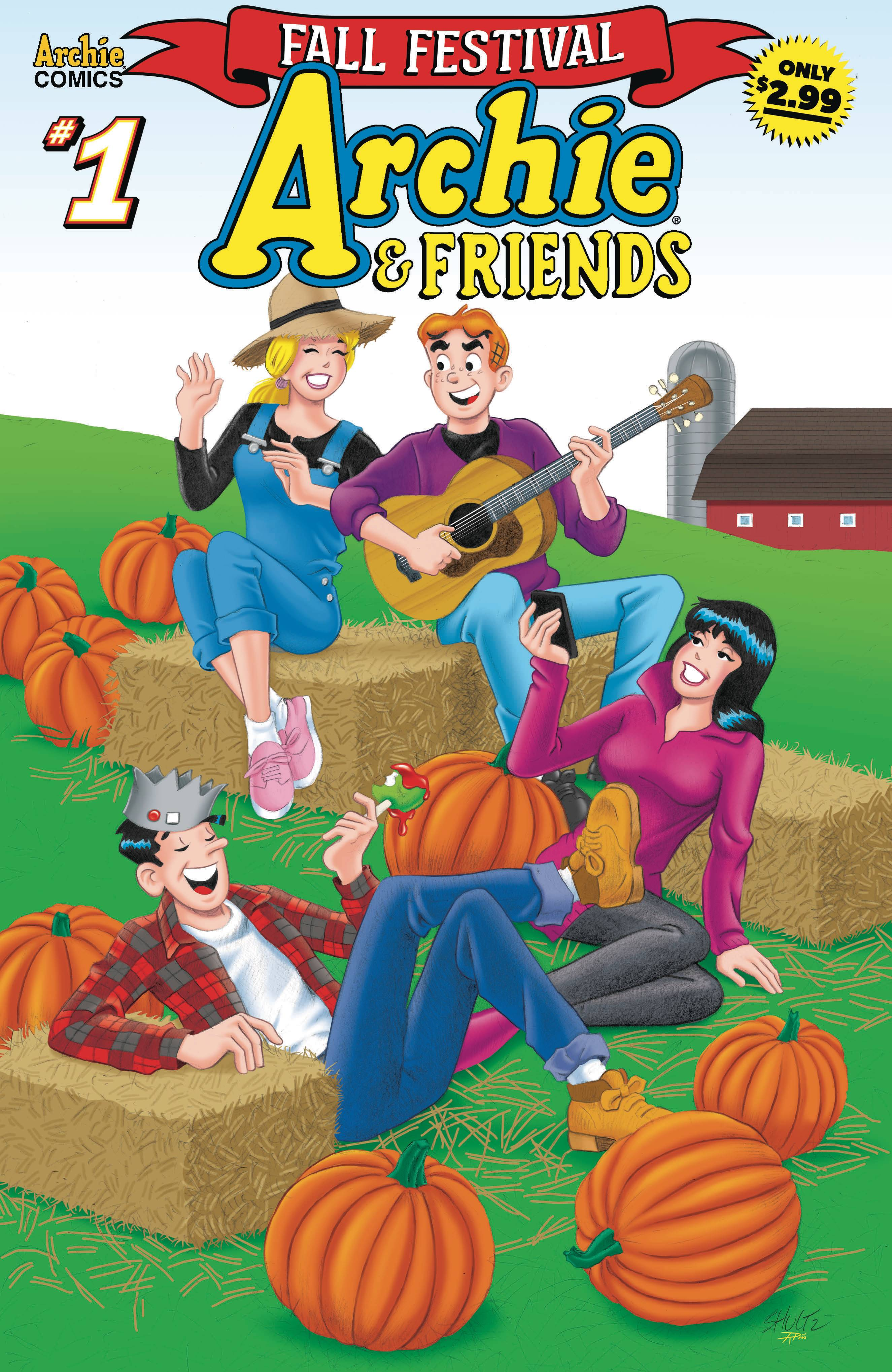 Archie & Friends: Fall Festival #1 (2020)