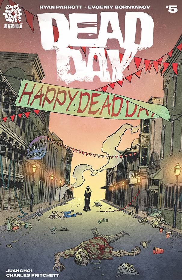 Dead Day #5 (2020)