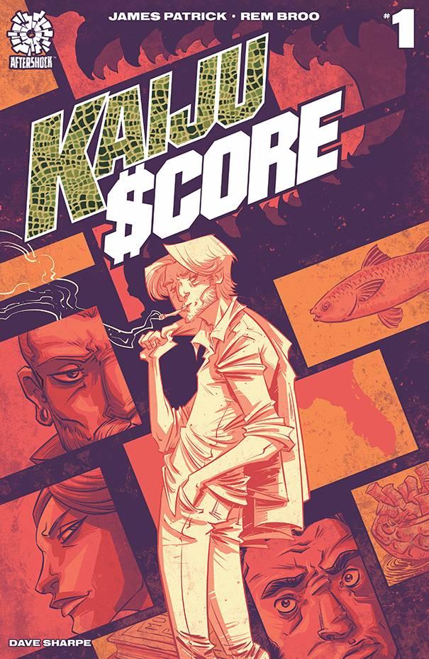 The Kaiju Score #1 (2020)