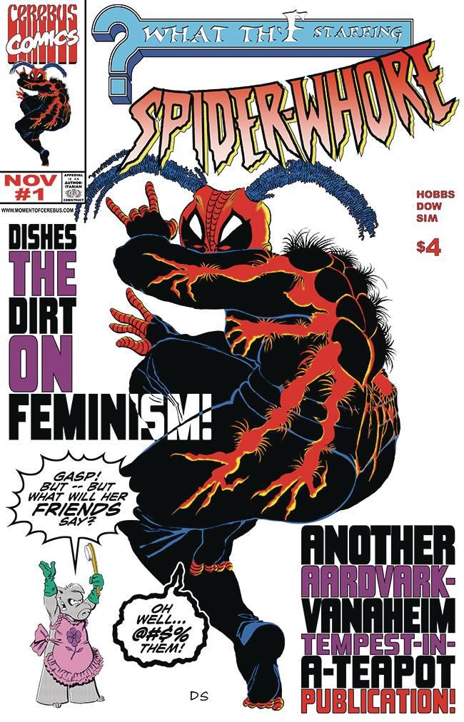 Spider Whore #