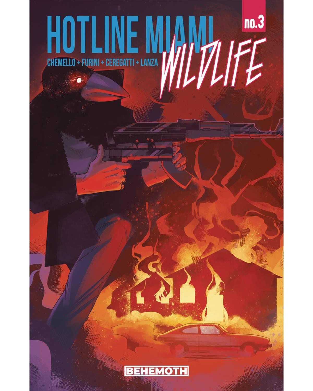 Hotline Miami: Wildlife #3 (2020)