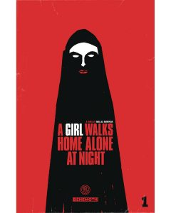 A Girl Walks Home Alone At Night #1 (2020)