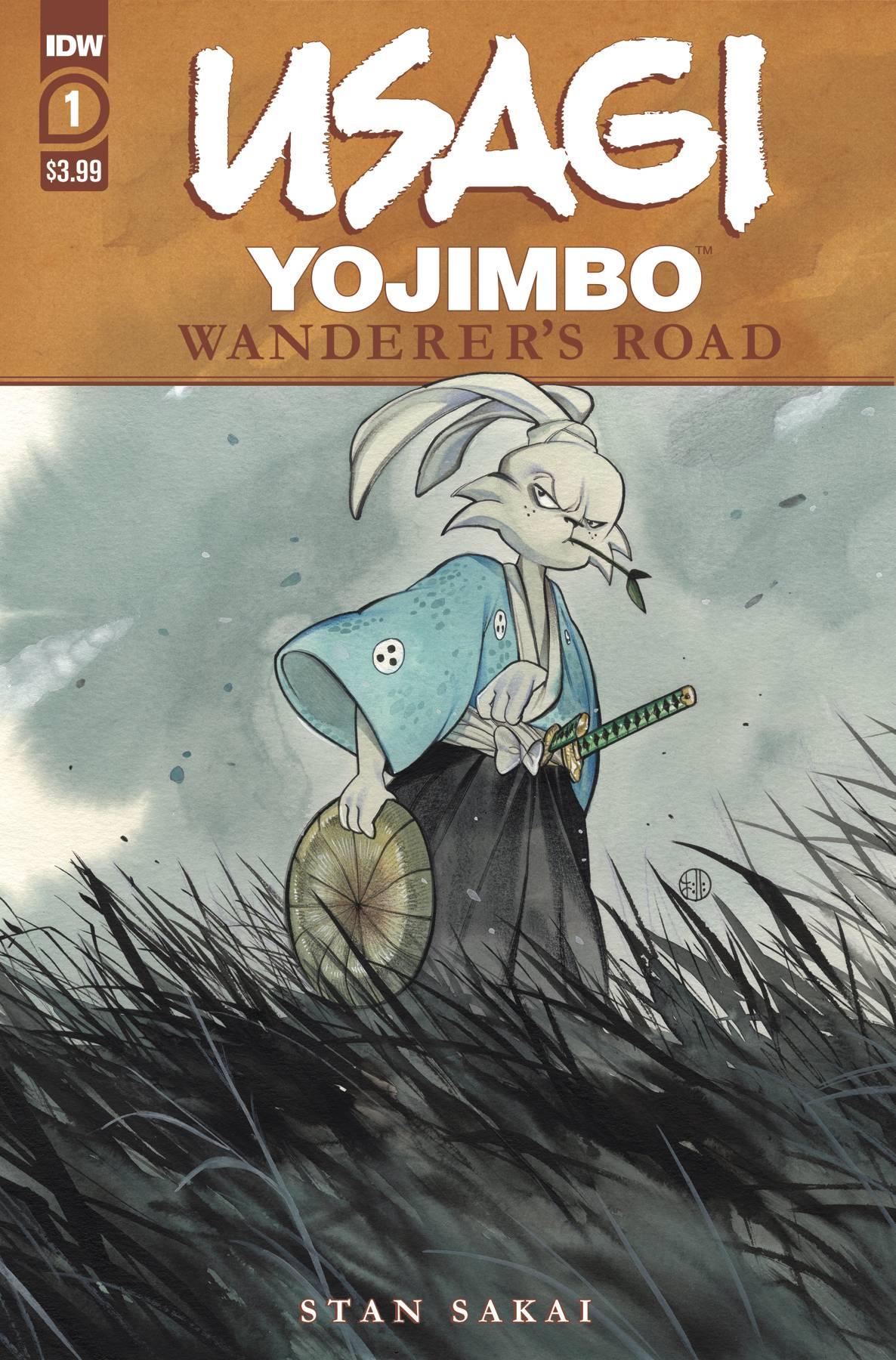 Usagi Yojimbo: Wanderers Road #1 (2020)
