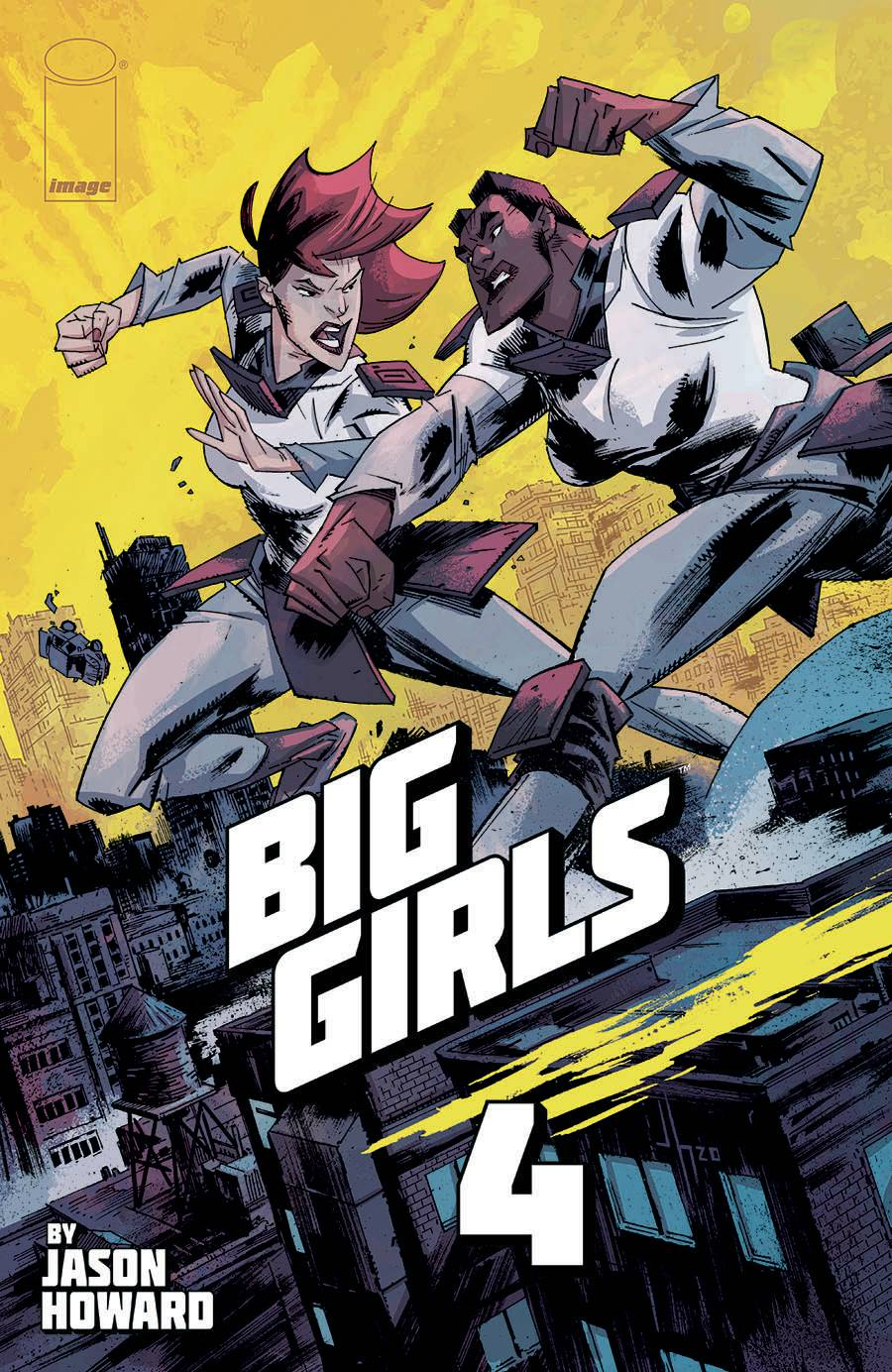 Big Girls #4 (2020)