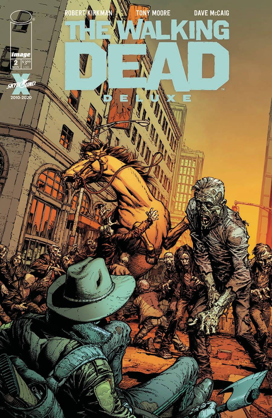 The Walking Dead Deluxe #2 (2020)