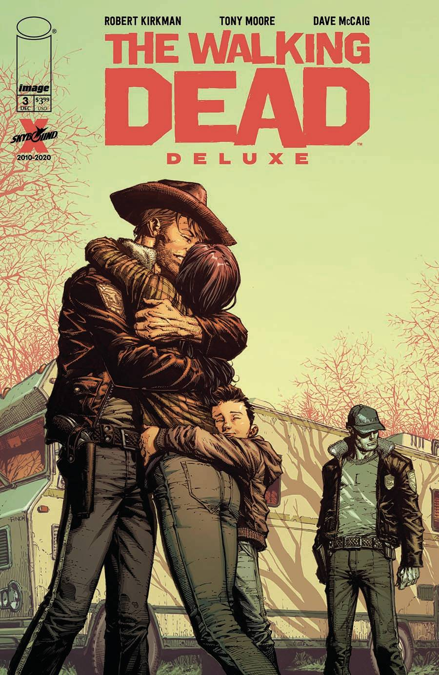 The Walking Dead Deluxe #3 (2020)