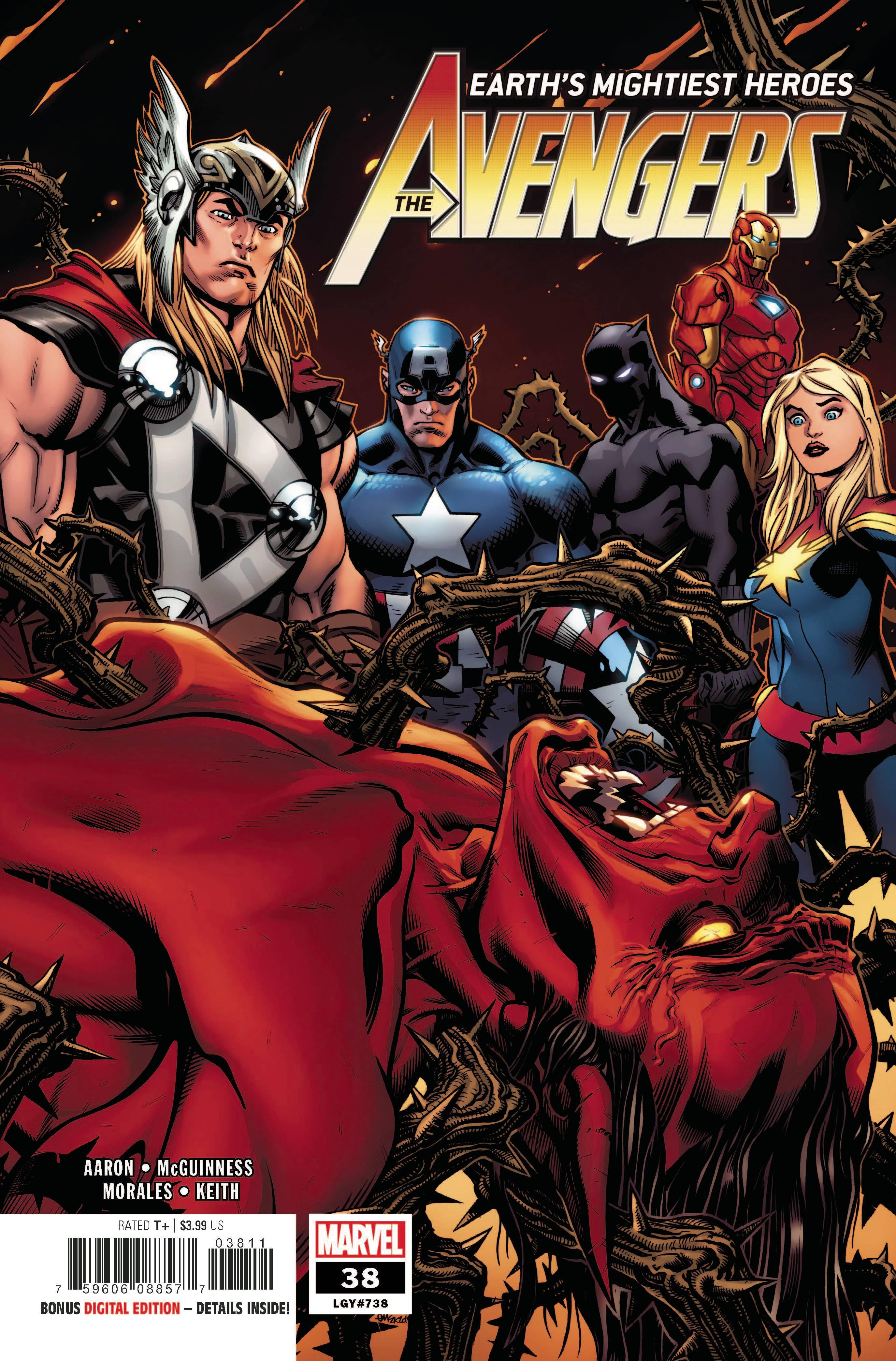 Avengers: Earth's Mightiest Heroes #38 (2020)