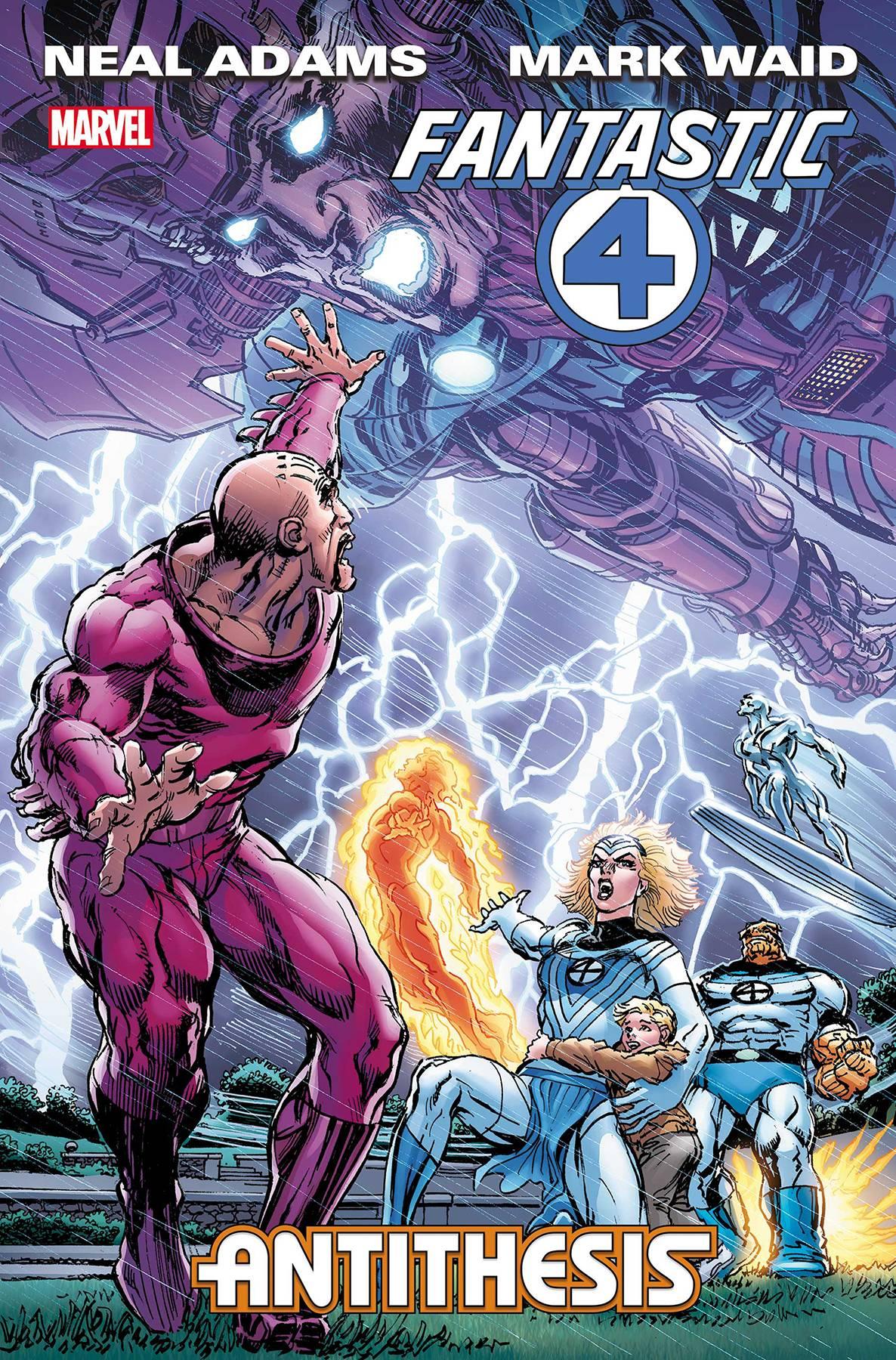 Fantastic Four: Antithesis #4 (2020)
