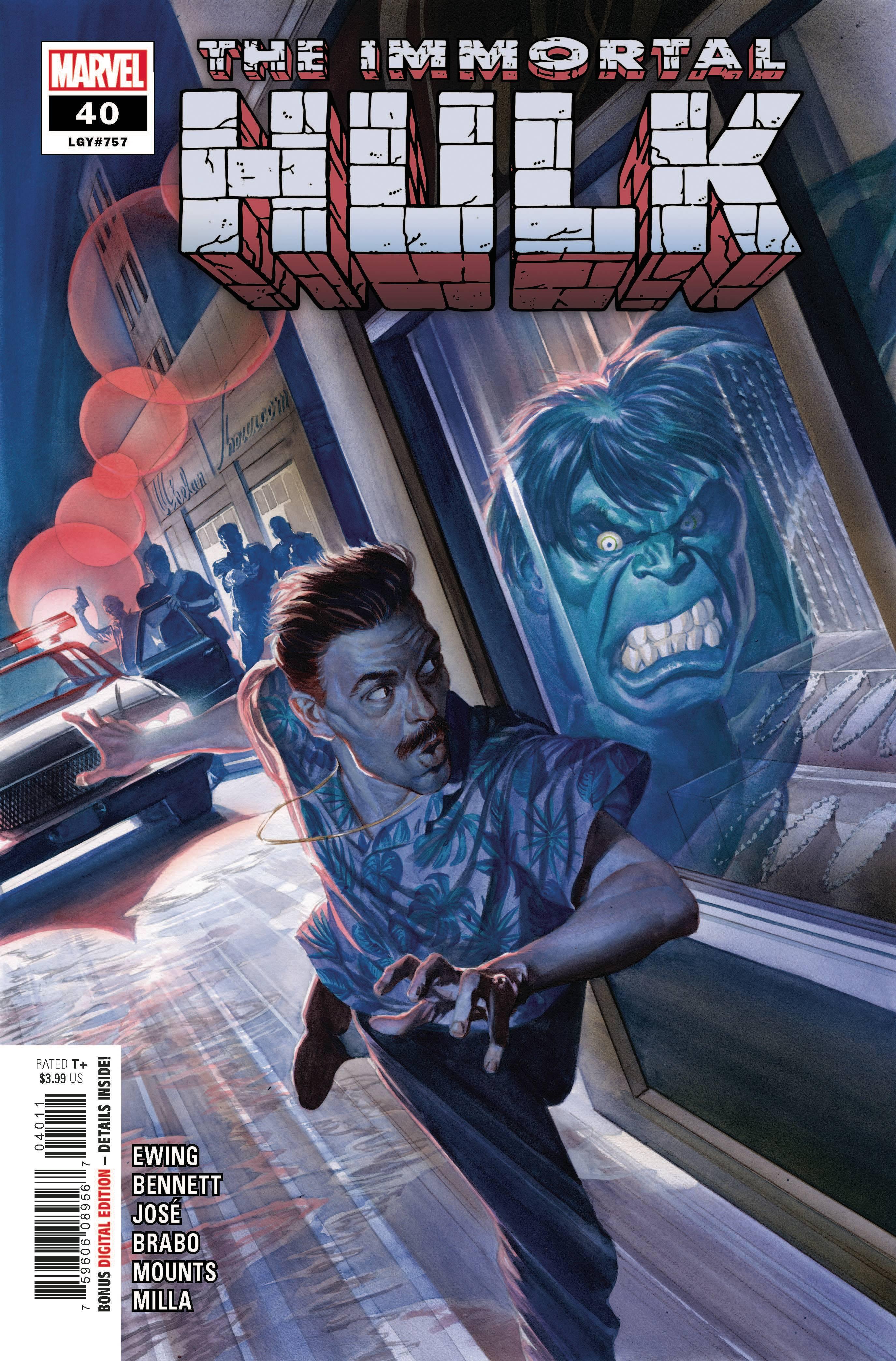 The Immortal Hulk #40 (2020)