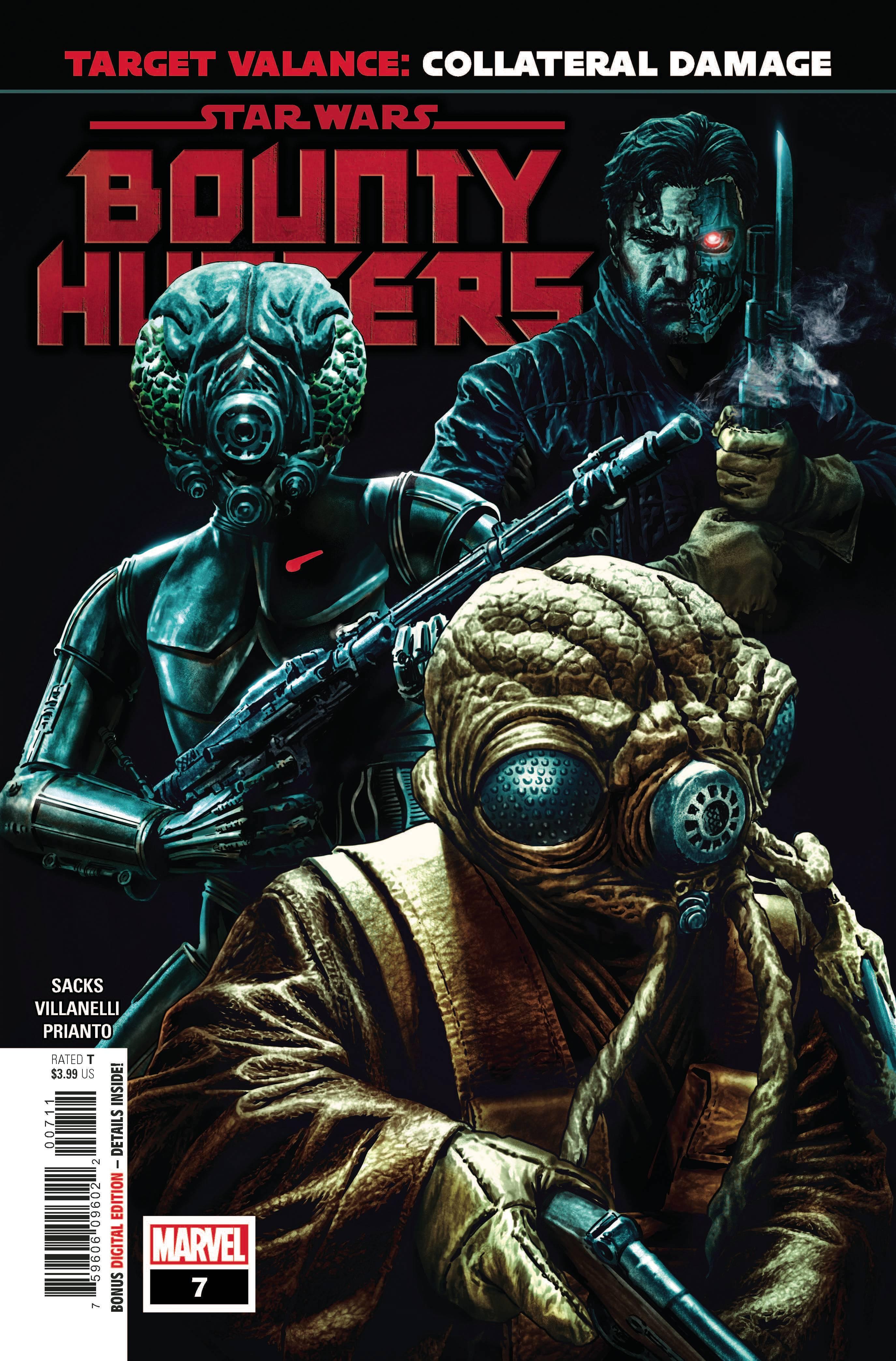 Star Wars: Bounty Hunters #7 (2020)