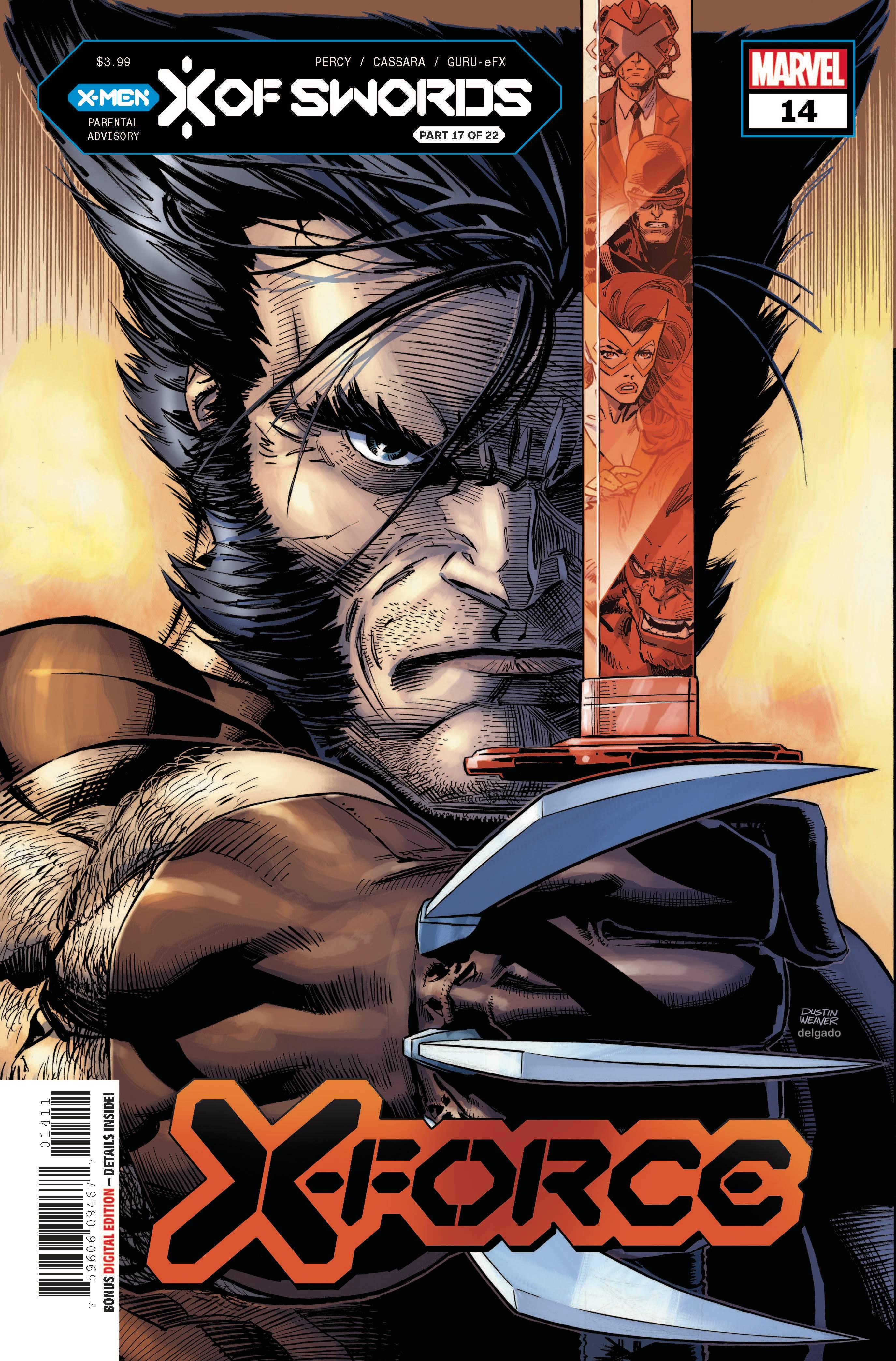 X-Force #14 (2020)