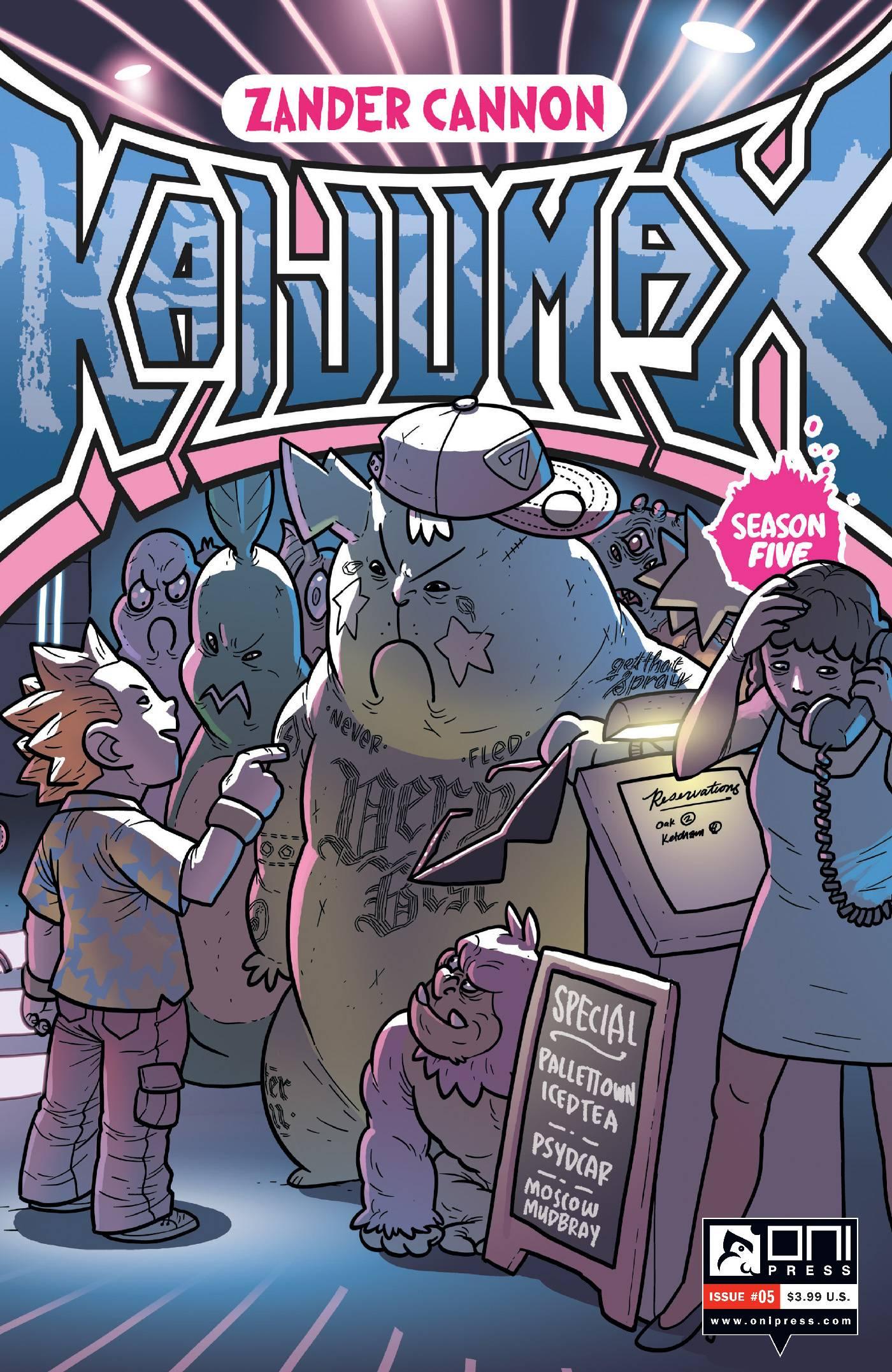 Kaijumax Season 5 #5 (2020)