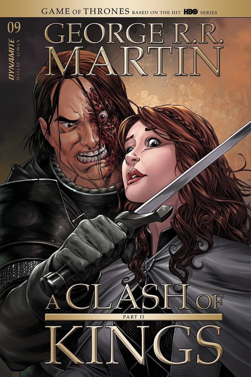 George RR Martin's A Clash Of Kings #9 (2020)