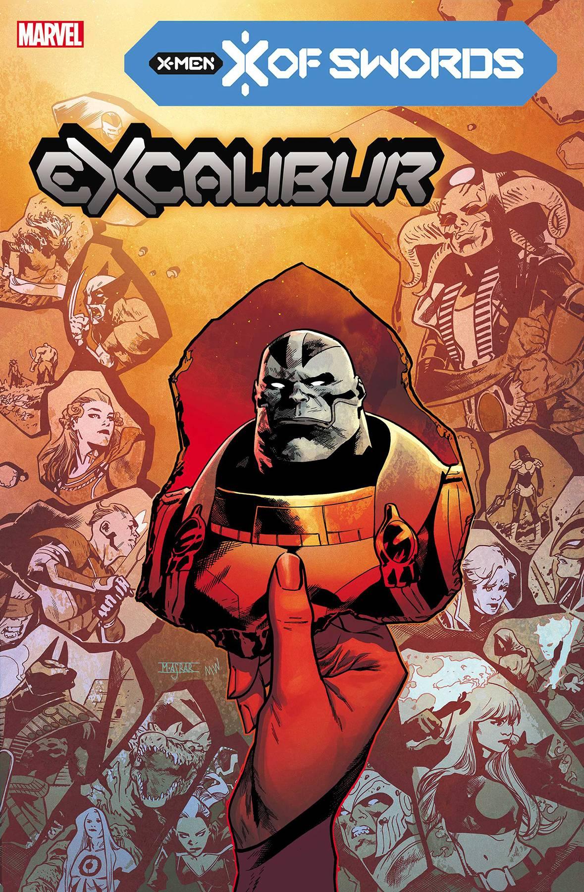 Excalibur #15 (2020)