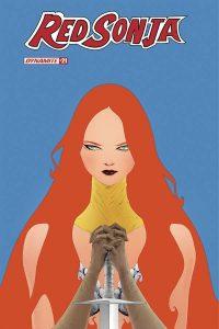 Red Sonja #21 (2020)