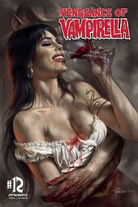 Vengeance Of Vampirella #12 (2020)