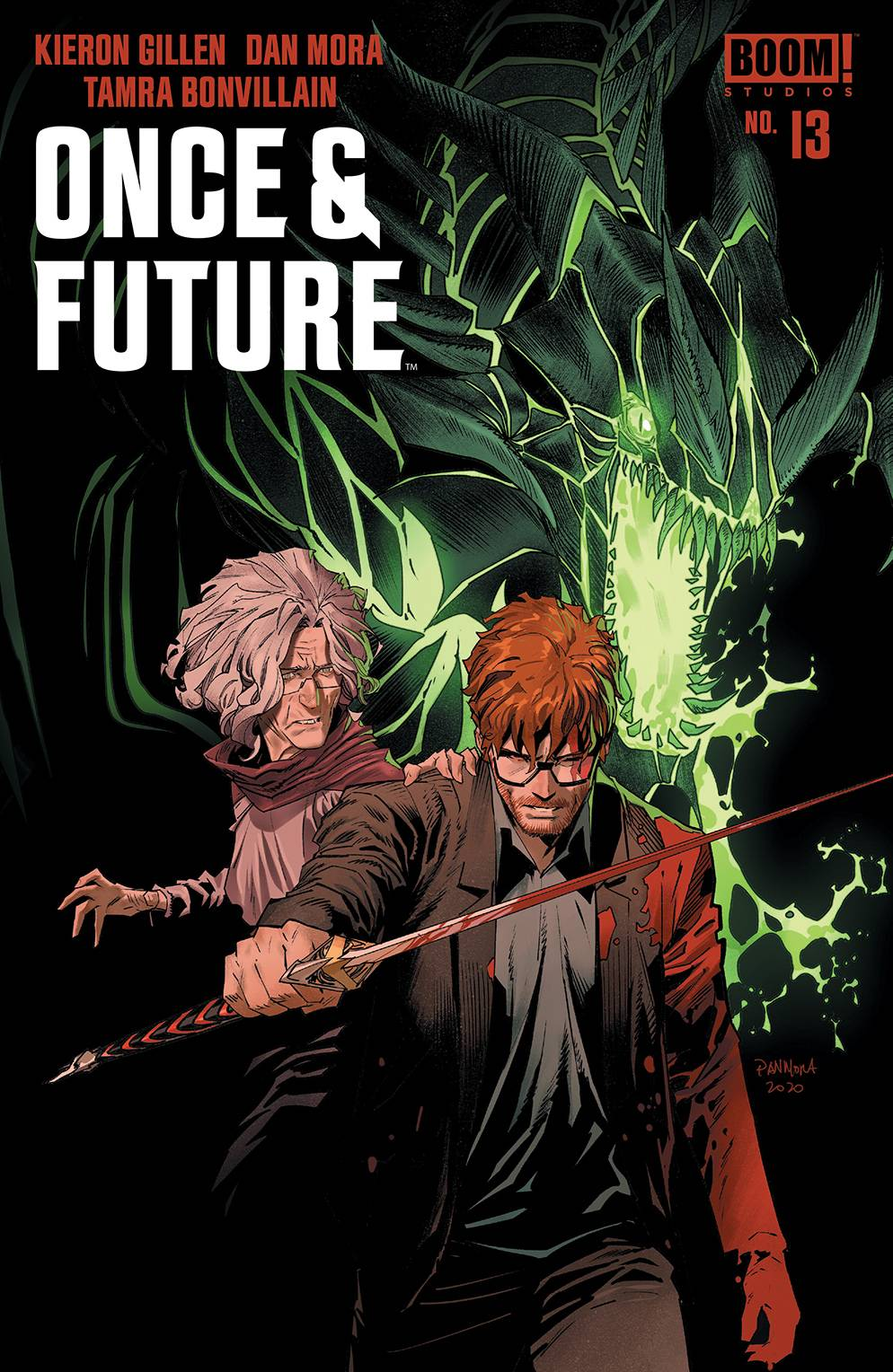 Once & Future #13 (2020)
